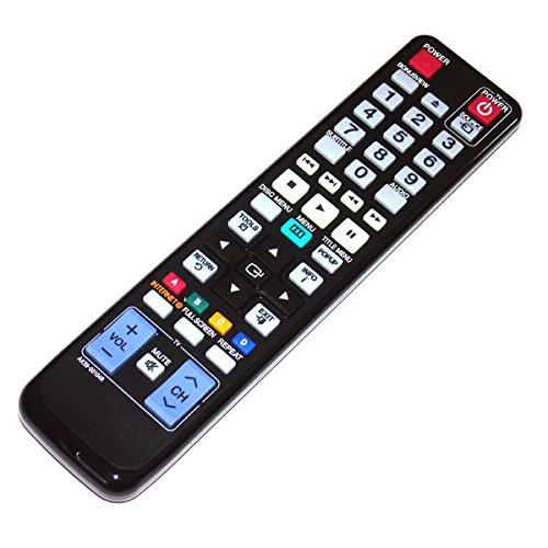 RLsales General Remote Control for Samsung BD-D6700/ZA BD-C6500/XSS BD-C6900/XAZ BD Blu-Ray DVD Player