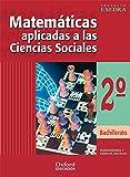 Matemáticas Humanidades 2º Bachillerato Exedra Libro del Alumno - 9788481044775