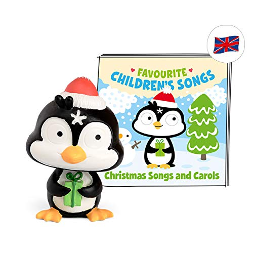 tonies Hörfigur (Englische Version) Favourite Children's Songs für die Toniebox: Christmas Songs and Carols