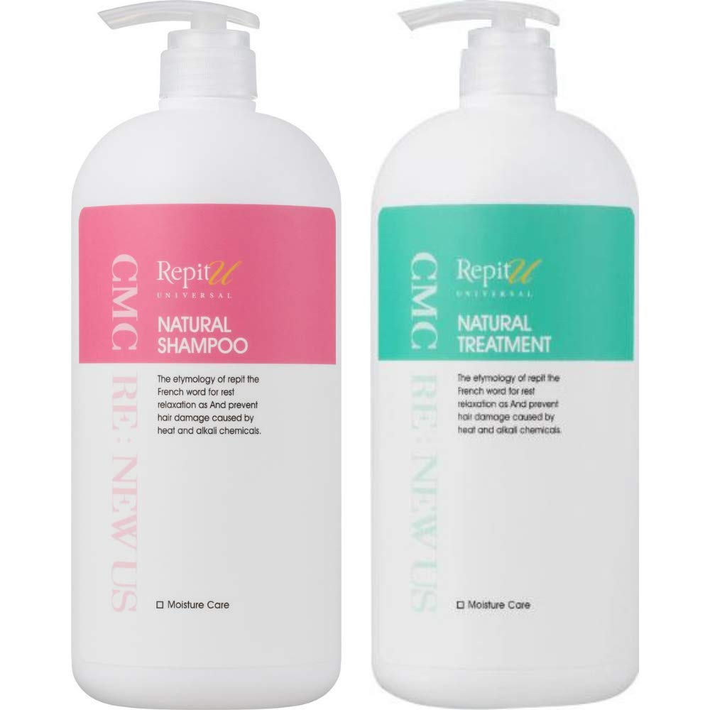 Max 43% OFF Repit Natural Cleansing Shampoo Sil San Francisco Mall Conditioner Set Paraben