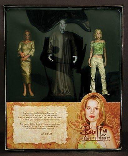 Buffy Anya Book of Vengeance Action Figure Set by Diamond