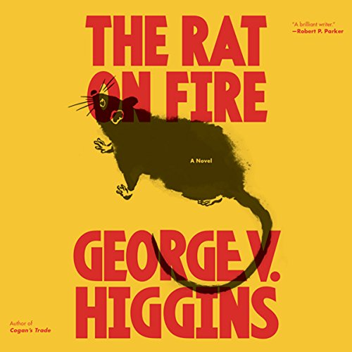 The Rat on Fire audiobook cover art