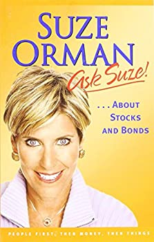 Ask Suze About Stocks and Bonds 1594489696 Book Cover