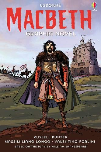 Macbeth Graphic Novel (Usborne Graphic Novels)