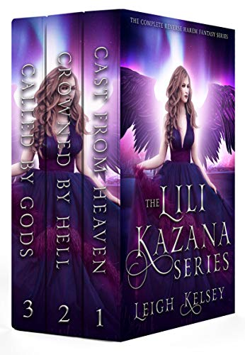 The Lili Kazana Series: A Complete RH Paranormal Fantasy Romance Series (English Edition)
