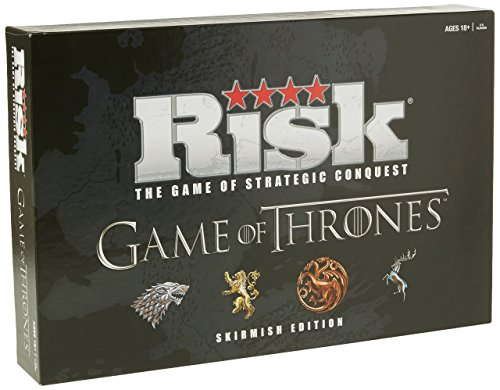 LICENSED MERCHANDISE -  Game of Thrones Risk