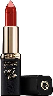 L'Oreal Paris Colour Riche Matte Lipcolour, Matte-Traction Red, 0.13 oz.