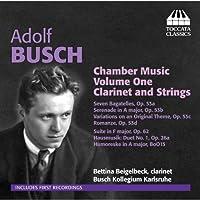 Busch: Chamber Music [Bettina Beigelbeck] [Toccata: TOCC 0085] by Bettina Beigelbeck (2013-11-07)