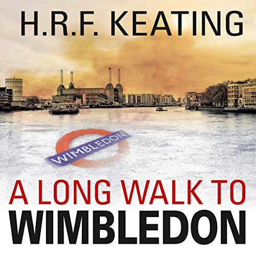 A Long Walk to Wimbledon cover art