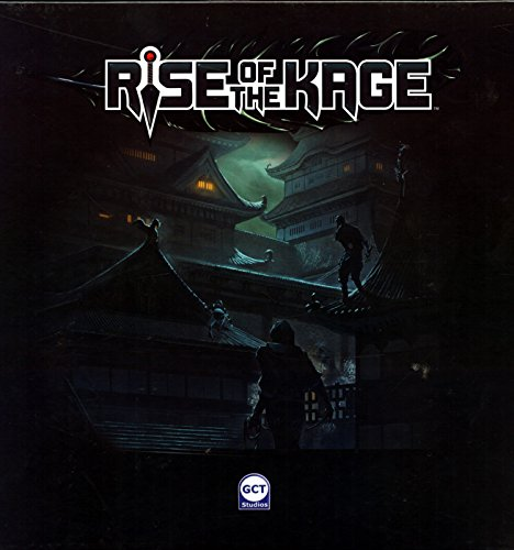 Rise of the Kage (GCT Studios) - Board Game
