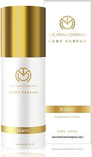 The Man Company Blanc Perfume for Men   Premium Luxury Long lasting Fragrance Spray   Deodorants - 120ml