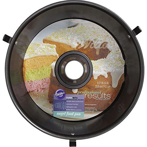 Wilton Professional Results Non-Stick Angel Food Pan, Multicolor