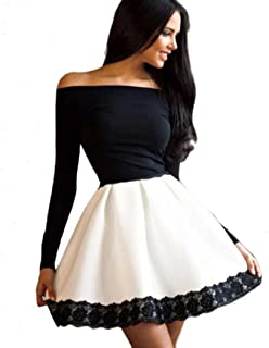 fornitore ufficiale scegli genuino colore n brillante Amazon.it: vestito a palloncino: Abbigliamento