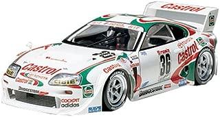Tamiya 24163 - Maqueta Para Montar, Coche Toyota Castrol Tom's Supra GT Escala 1/24