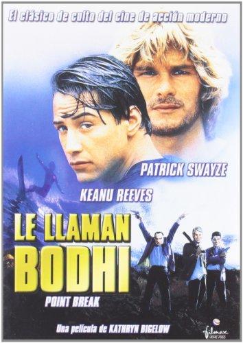 Point Break [DVD] [1991] [Region 2 Import] Starring Patrick Swayze, Keanu Reeves, Gary Busey, and Lori Petty