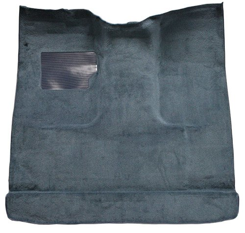 Factory Fit - ACC 1975-1979 Ford F-100 Carpet Replacement - Cutpile - Complete   Fits: Regular Cab, 2WD, Auto, 3spd, Column Shift