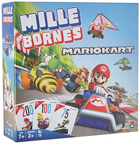 Le jeu Mille Bornes version Super Mario Kart