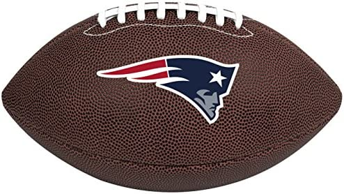 Rawlings Official NFL Air It Out Gametime Football Youth Size New England Patriots product image