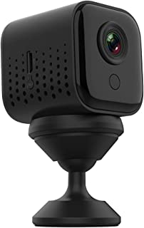 Mini WiFi Camara Espia Oculta, DEXILIO 1080P Vigilancia cám