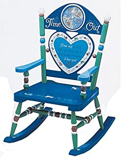 Wildkin Rocking Chair, Time Out