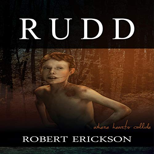 Rudd audiobook cover art