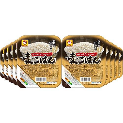 マルちゃん 麦ごはん 160g×10個