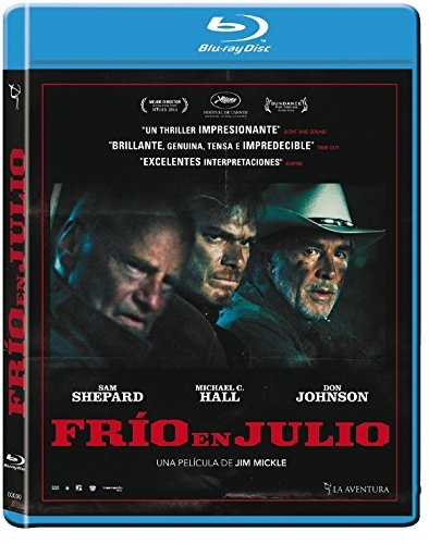 Frío En Julio (Bd) [Blu-ray]