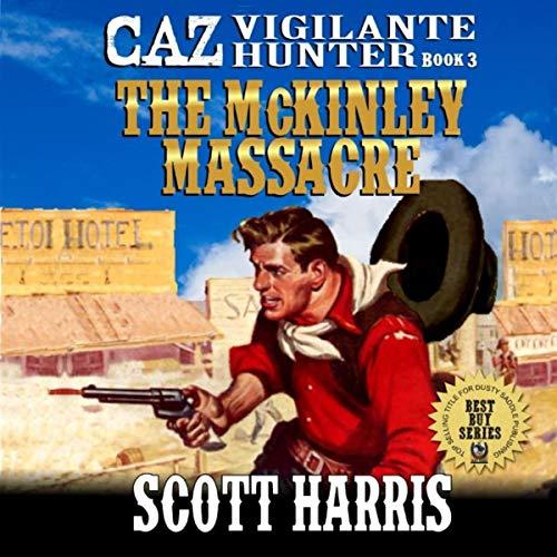 The McKinley Massacre audiobook cover art
