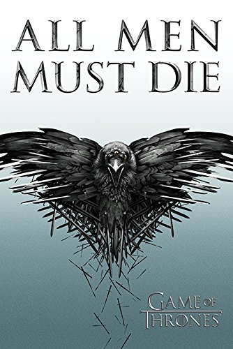 Game of Thrones All Men Must Die 61 x 91.5 cm Maxi Poster