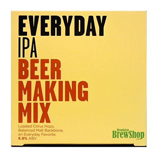 Brooklyn Brewshop - Kit Mix de Ingredientes de Cerveza DIY