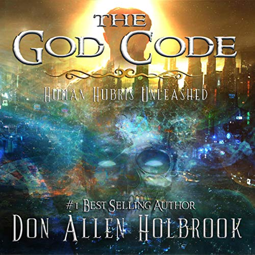 The God Code audiobook cover art