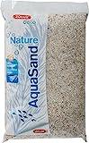 Zolux - Grava Natural para Acuario de Cuarzo Blanco de 1 a 3 mm de granulometría 5 kg