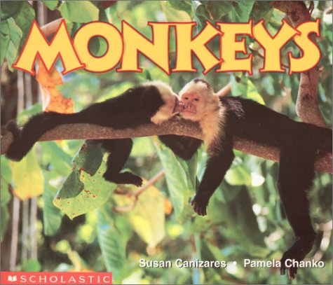 Monkeys (Science Emergent Readers)の詳細を見る