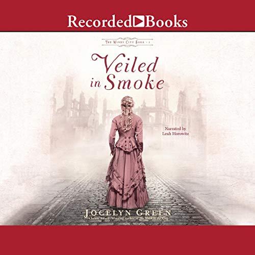 Veiled in Smoke audiobook cover art