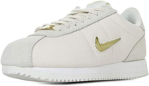 Nike Wmns Cortez Basic Jewel '18, Hausschuhe de Running para damen