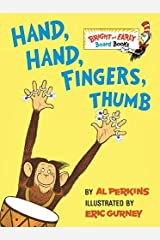 Hand, Hand, Fingers, Thumb (Bright & Early Board Books) by Al Perkins(2005-09-01) Board book