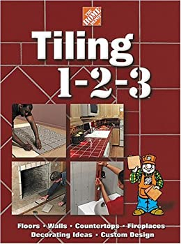 Tiling 1-2-3  Home Depot .. 1-2-3