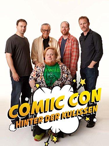 Comic Con - Hinter den Kulissen