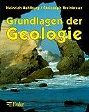 Grundlagen der Geologie.