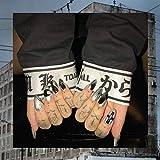 mimei 24 piezas uñas postizas