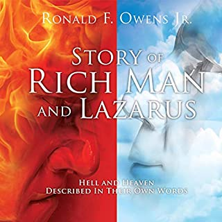 Story of Rich Man and Lazarus cover art