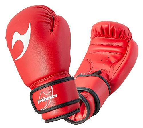 Ju-Sports Boxhandschuhe Kinder rot