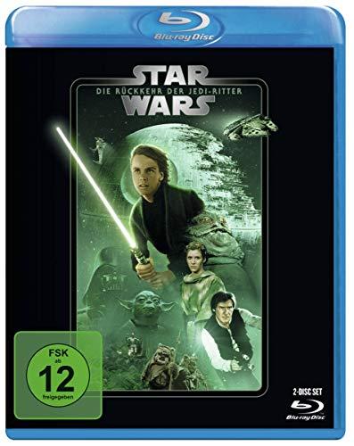 STAR WARS Ep. VI: Die Rückkehr der Jedi Ritter [Blu-ray]