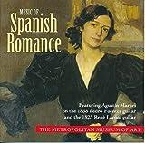 Music Of Spanish Romance