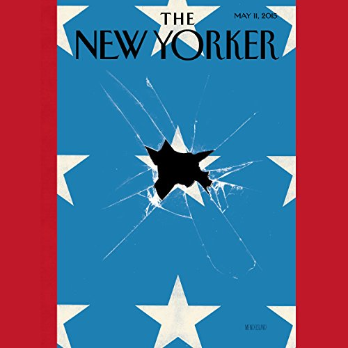 The New Yorker, May 11th 2015 (Jeffrey Toobin, Peter Canby, Louis Menand) copertina