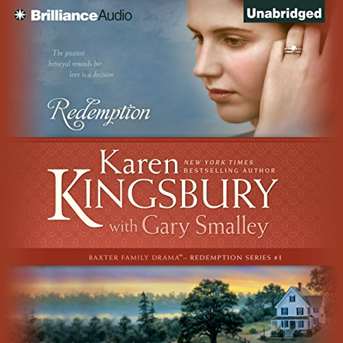 Redemption     Redemption Series, Book 1              By:                                                                                                                                 Karen Kingsbury,                                                                                        Gary Smalley                               Narrated by:                                                                                                                                 Sandra Burr                      Length: 12 hrs and 36 mins     Not rated yet     Overall 0.0