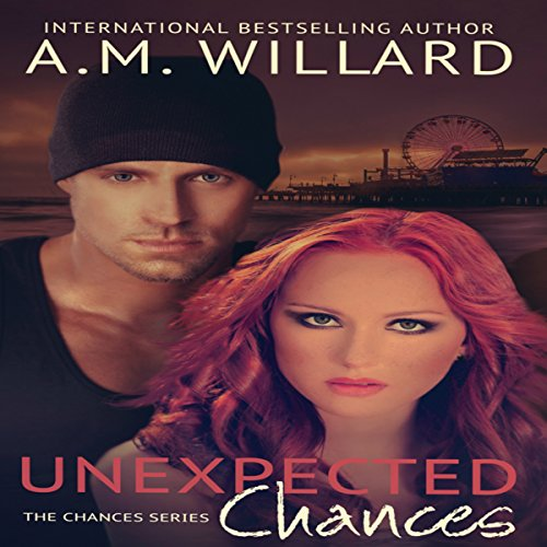 Unexpected Chances audiobook cover art
