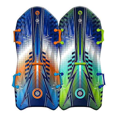 "Sno-Storm 50"" Viper Snow Sled 2-Pack"