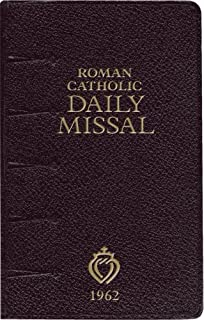 Roman Catholic Daily Missal (1962)