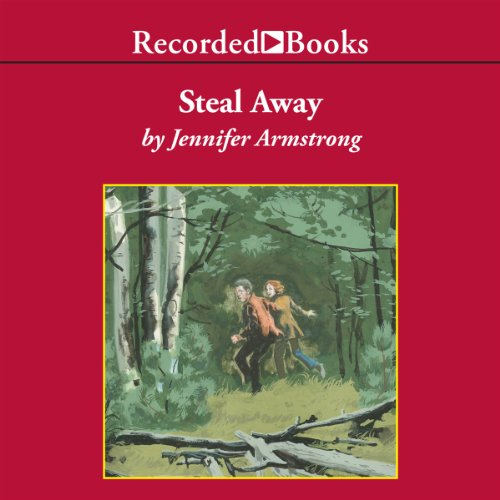Steal Away audiobook cover art